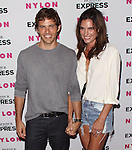 James Marsden at the NYLON + EXPRESS AUGUST DENIM ISSUE PARTY held at The London in West Hollywood, California on August 10,2010                                                                               © 2010 Debbie VanStory / Hollywood Press Agency