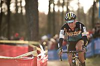 Ellen Van Loy (BEL/Telenet-Fidea)<br /> <br /> 2016 Belgian National CX Championships