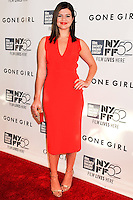 NEW YORK CITY, NY, USA - SEPTEMBER 26: Casey Wilson arrives at the 52nd New York Film Festival Opening Night Gala Presentation and World Premiere Of 'Gone Girl' held at Alice Tully Hall on September 26, 2014 in New York City, New York, United States. (Photo by Celebrity Monitor)
