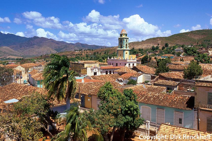 Convento San Francisco in Trinidad , Cuba, Unesco-Weltkulturerbe
