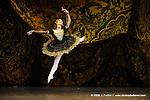 RAYMONDA..Choregraphie : PETIPA Marius,NOUREEV Rudolf.Compagnie : Ballet de l Opera National de Paris.Orchestre : Colone.Decor : GEORGIADIS Nicholas.Lumiere : PEYRAT Serge.Costumes : GEORGIADIS Nicholas.Avec :.GILBERT Dorothee:Henriette.Lieu : Opera Garnier.Ville : Paris.Le : 30 11 2008.© Laurent PAILLIER / photosdedanse.com