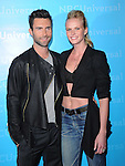 Adam Levine and girlfriend Anne Vyalitsyna at The NBCUNIVERSAL PRESS TOUR ALL-STAR PARTY held at The Athenaeum in Pasadena, California on January 06,2012                                                                               © 2011 Hollywood Press Agency