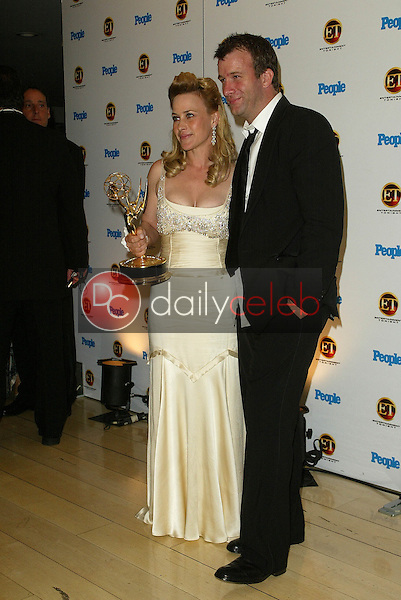 Patricia Arquette and Thomas Jane<br /> At the Entertainment Tonight Emmy Party Sponsored by People Magazine, The Mondrian Hotel, West Hollywood, CA 09-18-05<br /> Jason Kirk/DailyCeleb.com 818-249-4998