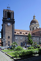 Chiesa San Nicola in Randazzo, Sizilien, Italien