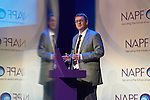 Greg McClymont, Shadow Pensions Minister, at the NAPF Annual Conference, on October 18, 2012 in Liverpool, United Kingdom...For more information about using this image contact Micha Theiner:.T: +44 (0) 7525 627 491.E: micha@michatheiner.com.http:///www.michatheiner.com