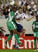 Abby Wambach v Nigeria2003 WWC USA v Nigeria