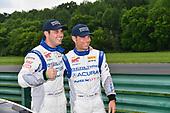 Pirelli World Challenge<br /> Grand Prix of VIR<br /> Virginia International Raceway, Alton, VA USA<br /> Saturday 29 April 2017<br /> Ryan Eversley/ Tom Dyer<br /> World Copyright: Richard Dole/LAT Images<br /> ref: Digital Image RD_PWCVIR_17_95