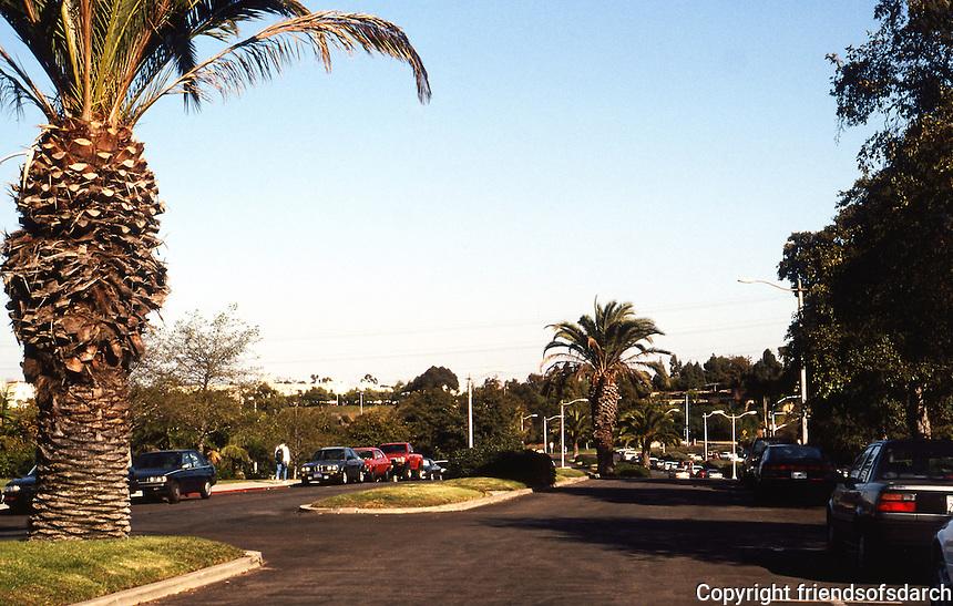 San Diego: University of San Diego Campus. (Photo '85)