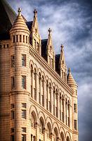 Old Post Office Pavillion Building Washington DC Architecture