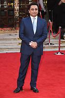 Sanjeev Bhaskar<br /> arrives for the The Prince's Trust Celebrate Success Awards 2017 at the Palladium Theatre, London.<br /> <br /> <br /> ©Ash Knotek  D3241  15/03/2017