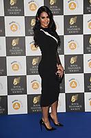 Saira Khan<br /> arriving for the RTS Awards 2019 at the Grosvenor House Hotel, London<br /> <br /> ©Ash Knotek  D3489  19/03/2019