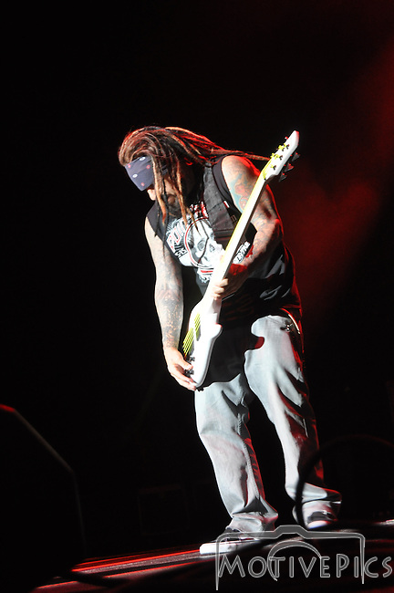 Korn playing Pointfest 28, May 15, 2011.
