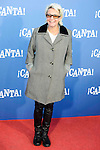 """Eva Hache attends to the premiere of the film """"¡Canta!"""" at Cines Capitol in Madrid, Spain. December 18, 2016. (ALTERPHOTOS/BorjaB.Hojas)"""