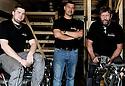 14/06/16 - VICHY - ALLIER - FRANCE - Arnaud GIRAUDET et son equipe a AG ENGINE, specialiste Jaguar - Photo Jerome CHABANNE