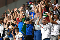 8th September 2021; Mapei Stadium, Città del Tricolore, Reggio Emilia, Italy: FIFA World Cup 2022 qualification, Italy versus Lithuania:   Italia fans