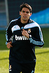 Madrid (11/03/10).-Entrenamiento del Real Madrid..Kaka...© Alex Cid-Fuentes/ ALFAQUI..Madrid (11/03/10).-Training session of Real Madrid c.f..Kaka...© Alex Cid-Fuentes/ ALFAQUI.