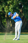 Danny Willett of England plays an approach shot during the 58th UBS Hong Kong Golf Open as part of the European Tour on 10 December 2016, at the Hong Kong Golf Club, Fanling, Hong Kong, China. Photo by Vivek Prakash / Power Sport Images