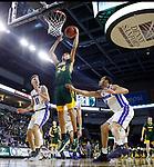 Fort Wayne vs North Dakota State Summit League Basketball