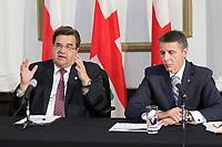 Montreal mayor Denis Coderre