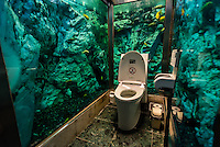 Japan Aquarium Toilet