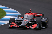 NTT INDYCAR SERIE - FREE PRACTICE - GRAND PRIX INDIANAPOLIS MOTOR SPEEDWAY (USA) FREE PRACTICE