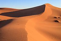 Africa, Marocco,dune of Chegaga, Erg