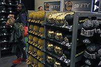 Super Bowl 50 Baseballkappen - Super Bowl 50 Merchandising, Moscone Center San Francisco