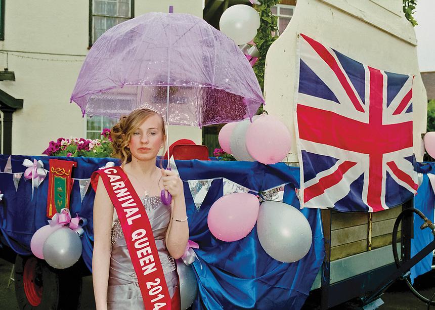 Queen of Long Itchington, Warwickshire Elisha Thorne Bowmaster.