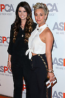 BEL AIR, CA, USA - OCTOBER 22: Katherine Schwarzenegger, Kaley Cuoco, Kaley Cuoco-Sweeting arrive at the 2014 ASPCA Compassion Award Dinner Gala held at a Private Residence on October 22, 2014 in Bel Air, California, United States. (Photo by Xavier Collin/Celebrity Monitor)