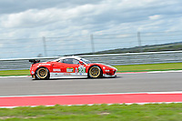 September 19, 2013: <br /> <br /> Bill Sweedler / Townsend Bell driving #23 GT Ferrari F458 Italia during International Sports Car Weekend test and setup day at Circuit of the Americas in Austin, TX.