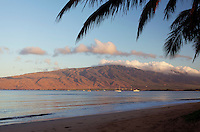 Morning light at north Kihei, Maui.