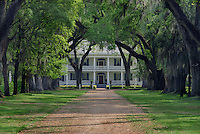Oak Alley and Rosedown House <br /> Rosedown Plantation State Historic Site<br /> St. Francisville <br /> Louisiana