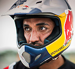 "Red Bull KTM team rider Mohammed Balooshi of UAE poses for portrait in Putrajaya ahead the Red Bull ""Under my Wing"" Malaysia 2012, on July 08, 2012. Photo by Victor Fraile / The Power of Sport Images"