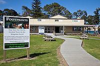 Hokianga Information Centre, Hokianga Harbour, north island, New Zealand