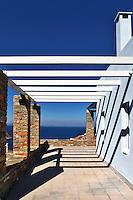 cycladic villa