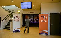Nieuwegein,  Netherlands, 9 November 2018, Coaches congress KNLTB, Entree<br /> Photo: Tennisimages.com/Henk Koster