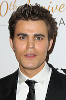 BEVERLY HILLS, CA, USA - MARCH 29: Paul Wesley at The Humane Society Of The United States 60th Anniversary Benefit Gala held at the Beverly Hilton Hotel on March 29, 2014 in Beverly Hills, California, United States. (Photo by Xavier Collin/Celebrity Monitor)