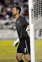 Dufty...AC St Louis were defeated 1-2 by Austin Aztek in their inaugural home game in front of 5,695 fans at Anheuser-Busch Soccer Park, Fenton, Missouri.
