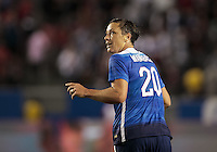 Carson, CA. - Sunday, May 17, 2015: The U.S. Women's National soccer team defeated Mexico 5-1 in an International friendly at StubHub Center.