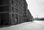 Pittsburgh PA - View of the Thorofare warehouse and offices on Smallman & 23rd Streets in the Strip District.  On location assignment for Commonwealth Realty, selling the Thorofare warehouse building