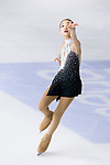 Seo Yeong Wi of South Korea competes in Basic Novice Subgroup A Girls group during the Asian Open Figure Skating Trophy 2017 on August 02, 2017 in Hong Kong, China. Photo by Marcio Rodrigo Machado / Power Sport Images