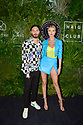 MIAMI BEACH, FL - APRIL 16: Alesso and Erin Michelle Cummins attend the Inter Miami CF Season Opening Party Hosted By David Grutman and Pharrell Williams at The Goodtime Hotel on April 16, 2021 in Miami Beach, Florida.  ( Photo by Johnny Louis / jlnphotography.com )