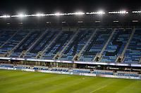 SAN JOSE, CA - NOVEMBER 4: Earthquakes Stadium before a game between Los Angeles FC and San Jose Earthquakes at Earthquakes Stadium on November 4, 2020 in San Jose, California.