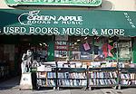 Green Apple Books, Clement Street, San Francisco, California