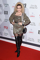 Tallia Storm<br /> arriving for the Float Like a Butterfly Ball 2019 at the Grosvenor House Hotel, London.<br /> <br /> ©Ash Knotek  D3536 17/11/2019