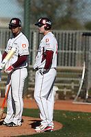 Byung-Ho Park - Nexen Heroes of the Korean Baseball Organization 2015 spring training (Bill Mitchell)