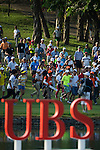 UBS Hong Kong Open golf tournament at the Fanling golf course on 25 October 2015 in Hong Kong, China. Photo by Aitor Alcade / Power Sport Images