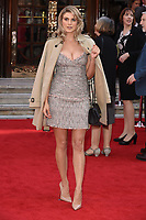 Ashley James<br /> arrives for the The Prince's Trust Celebrate Success Awards 2017 at the Palladium Theatre, London.<br /> <br /> <br /> ©Ash Knotek  D3241  15/03/2017