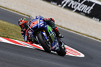 Montmelo' (Spagna) 09-06-2017 Free Practice Moto GP Spagna foto Luca Gambuti/Image Sport/Insidefoto<br /> nella foto: Maverick Vinales