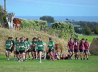 140503 Taranaki Club Rugby - Coastal Senior Bs and 3s v Inglewood